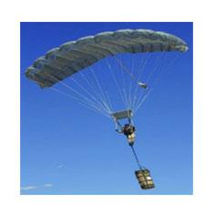 Tandem Parachuting System