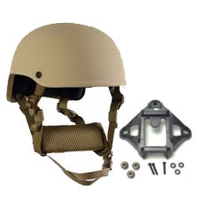 PVI Ballistic Helmet – High Cut