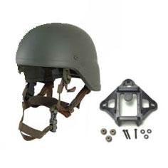 PVI Ballistic Helmet – Regular Cut
