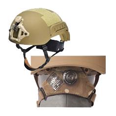PVI Ballistic Helmet